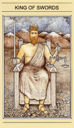 kingofswords - April 2016 Tarotscope