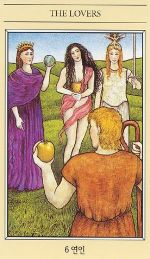 thelovers - April 2016 Tarotscope