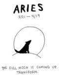 aries - April 2018 Tarotscope