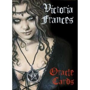Готический оракул Виктории Франчес — Victoria Frances Oracle Cards