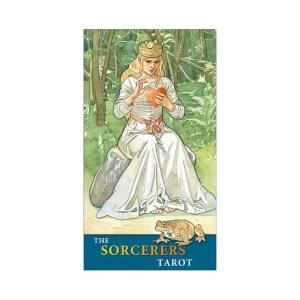 Таро 78 Волшебников — The Sorcerers Tarot