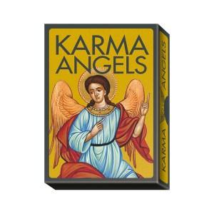 Оракула Ангелы Кармы — Karma Angels Oracle (Angeles del Karma Oraculo)