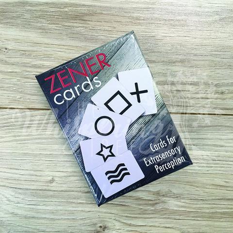 Карты Зенера — Zener Cards