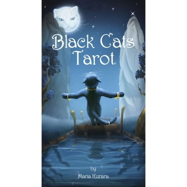 Таро Черных Котов — Black Cats Tarot