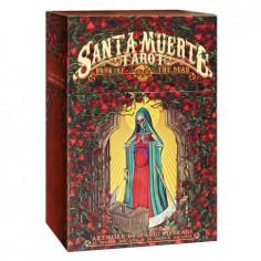 Таро Святой Смерти — Santa Muerte Tarot