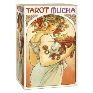 Таро Альфонса Мухи — Tarot Mucha