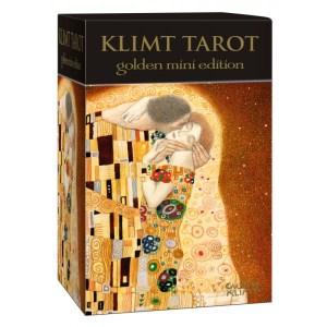 Золотое Таро Климта (мини) — Klimt Tarot (Golden mini edition)