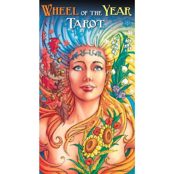 Таро Колесо Года — Wheel of the Year Tarot
