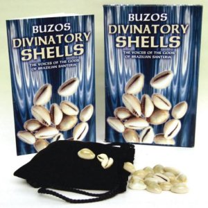 Buzios Divinatory Shells — Оракул ракушки каури