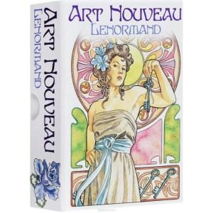 Оракула Ленорман Ар-нуво — Art Nouveau Lenormand: