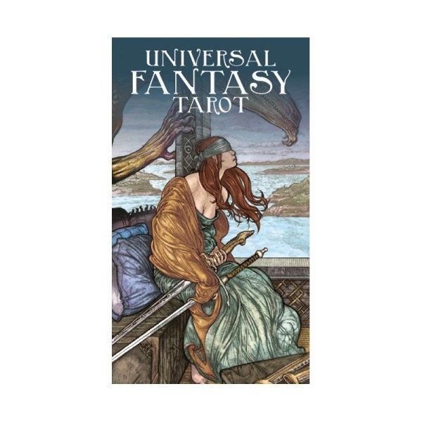 Таро Царство Фэнтези — Universal Fantasy Tarot