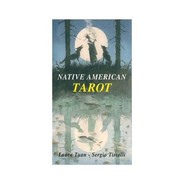 Таро Индейцев Америки — Native American Tarot