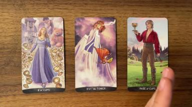 The melancholy of discovery 14 May 2021 Your Daily Tarot Reading with Gregory Scott