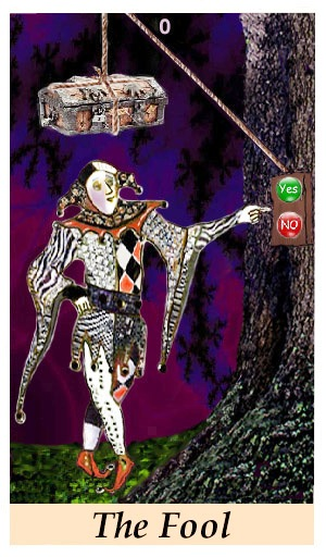 Tarot cards for ditching your lover