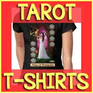 Tarot T-shirts here!