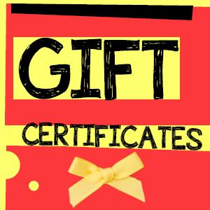 Tarot Gift Certificates!