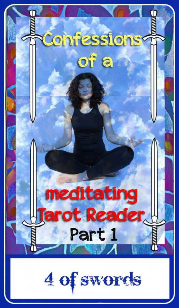 Confessions of a meditating Tarot Reader! I used to think meditating was boring, but have now jumped on the meditating bandwagon and couldn't be happier. Try it for yourself and see what happens! Tarot Romance #meditate #tarot #tarotreadings #abrahamhicks #lawofattraction
