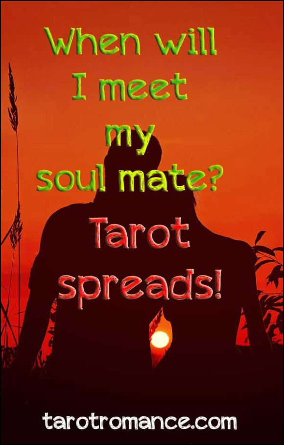 When will I meet my soul mate tarot spreads #soulmatetarot #tarotspreads