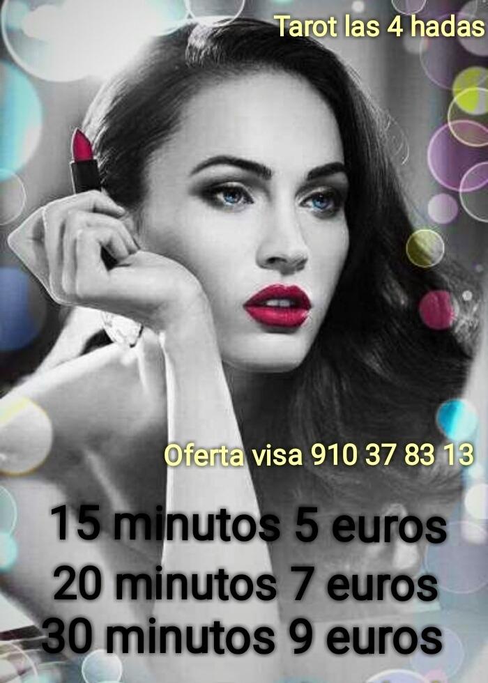 30 MINUTOS 9 EUROS TAROT 4 TAROTISTAS PROFESIONALES