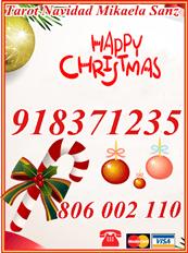 tarot navideño de mikaela sanz 918 371 235 desde 4€ 15 mmtos. 9 € 30 mtos.