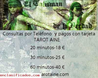 Tarot Aine- Clarividencia-