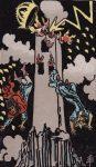 Der Turm als Pfingsterlebnis im Tarot