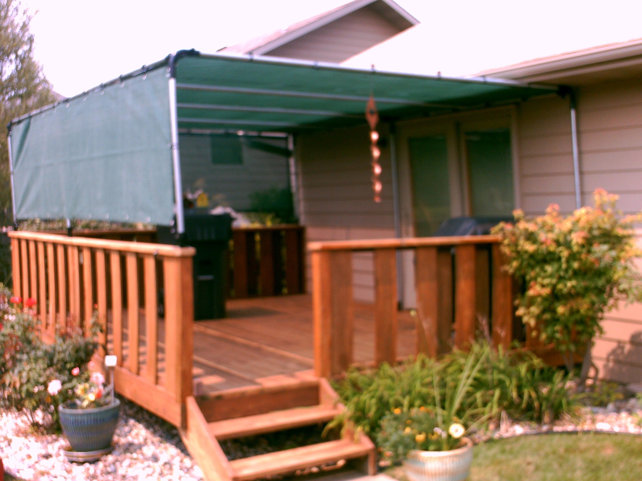 Deck- Patio Cover | Genesis Enterprises on Backyard Porch Ideas Covered Decks Diy id=18095