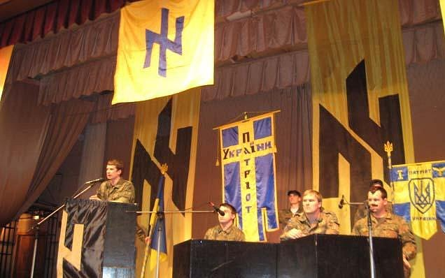 Second Congress Patriots of Ukraine