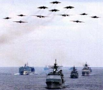 Navy Ships and Planes