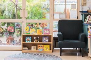 Tarragindi Child Care Centre Joeys Reading Chair