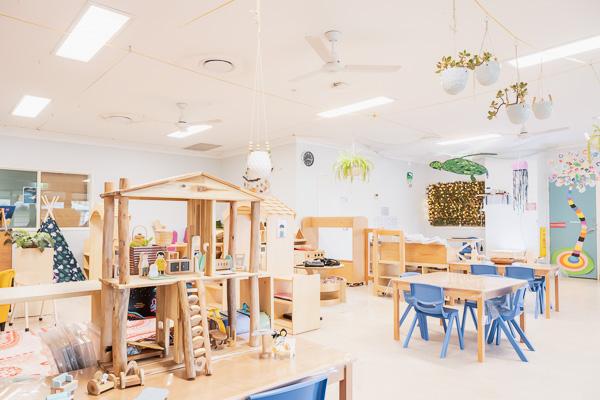 Tarragindi Child Care Centre Koalas Giant Doll House