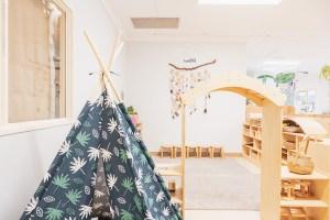 Tarragindi Child Care Centre Koalas Teepee area