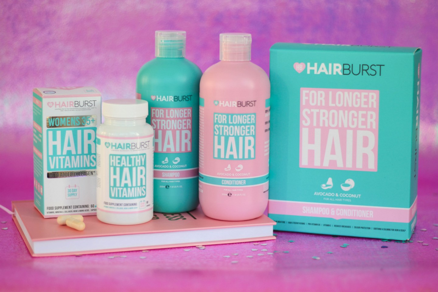 Does Hairburst Really Make Your Hair Grow?