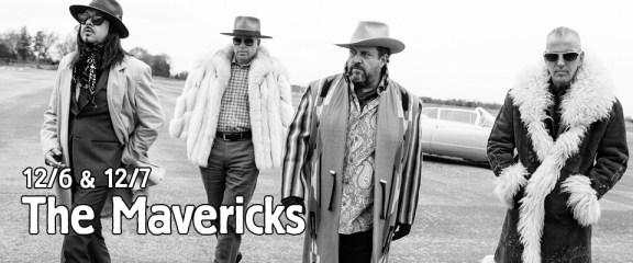 12/6 & 12/7 The Mavericks