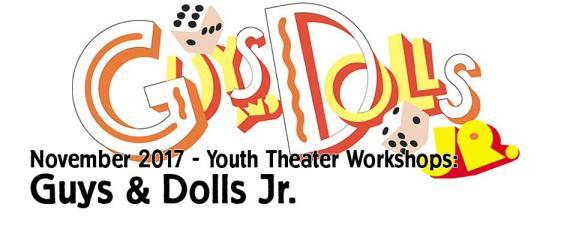 11/11 - 11/21 - Random Farms Kids' Theater presents Guys and Dolls JR