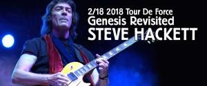 2/18 Steve Hackett