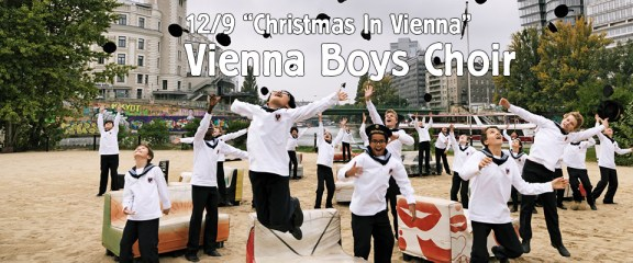 12/9 Vienna Boys Choir