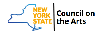 NY Council on the Arts logo.