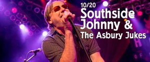 10/20 - Southside Johnny & The Asbury Jukes