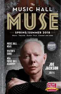 Cover of May 5, 2018 Muse