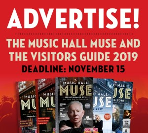 Advertise in the muse.