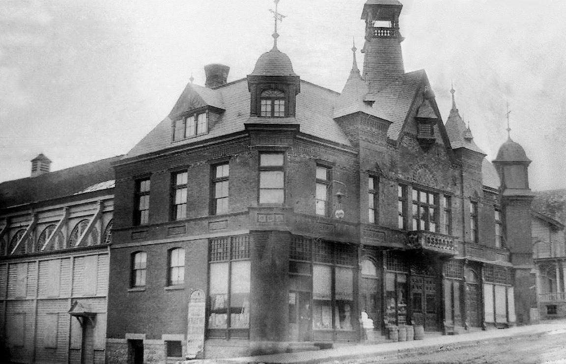 1880's Music Hall.