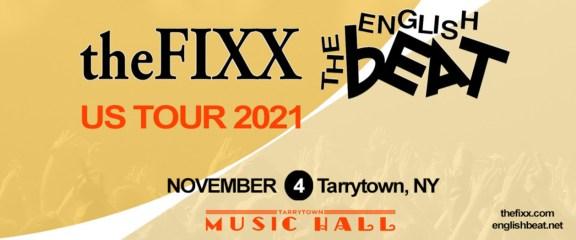 11/4/21 The Fixx
