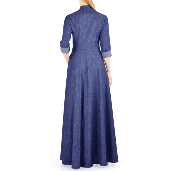 Blue-Jilbab-Denim-open-abaya-latest-design-2018-in-pakistan