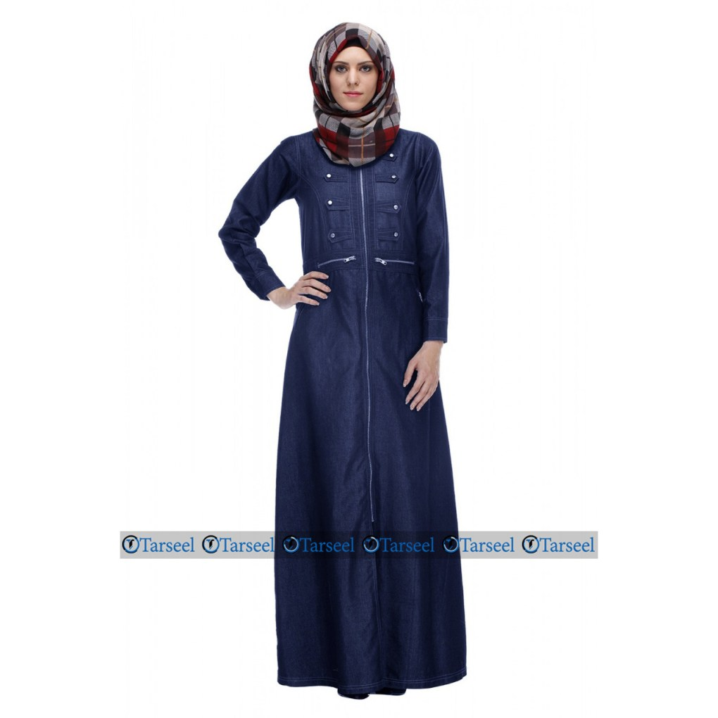 Buy-Designer-Denim-Abaya-Front-Full-Zipper-Abaya-Fashion-Denim-Jeans-Jilbab-Abaya
