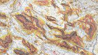 Panoramica su Bric Cassin e Monte Cassorso (zoom level 15)