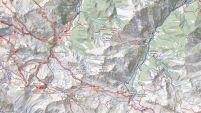 La zona di Chialvetta (zoom level 14)