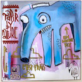 Les peintures de Tarek sur Artsper