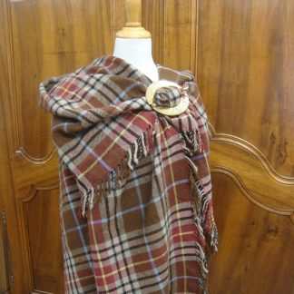 Plaid en laine