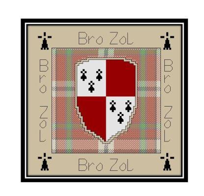 Ecusson Bro Zol